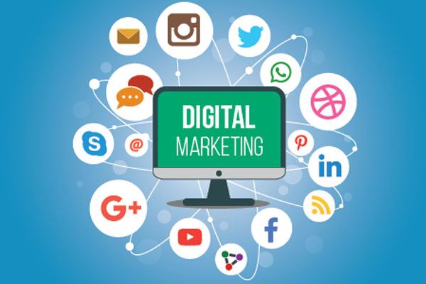 Digital Marketing: Facebook, Google, Social media